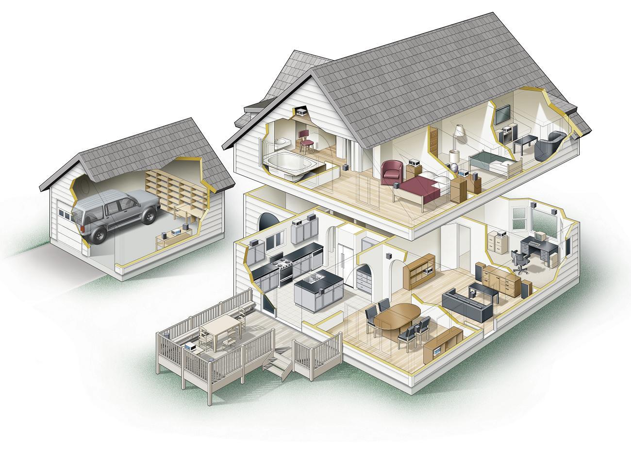 multi room audio spacia systems. Black Bedroom Furniture Sets. Home Design Ideas